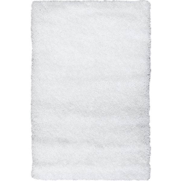 Picture of Shag Rug Solid White