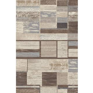 Picture of Versatile Neutral Brown Rug