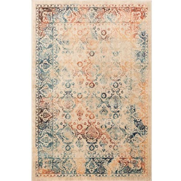 Vintage-Floral-Multi-Colored-Rug