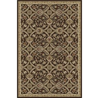 Oriental-Brown-Rug-All-Over-Pattern