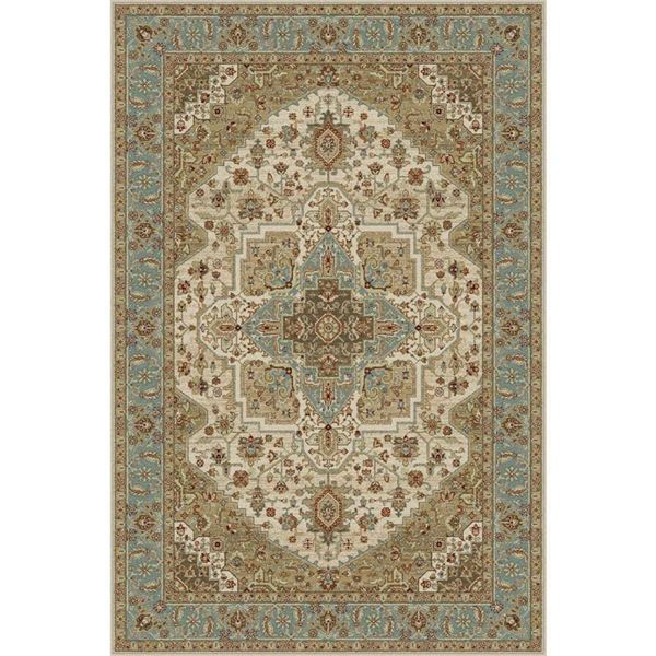 Serapi-Persian-Rug-Blue