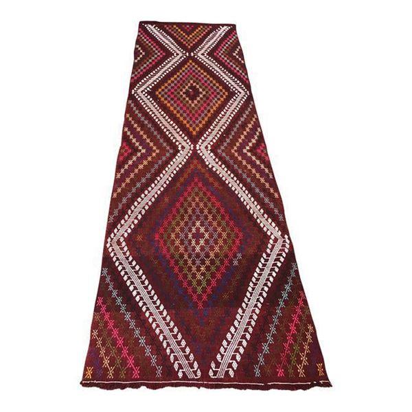 handmade-turkish-flat-woven-kilim-runner
