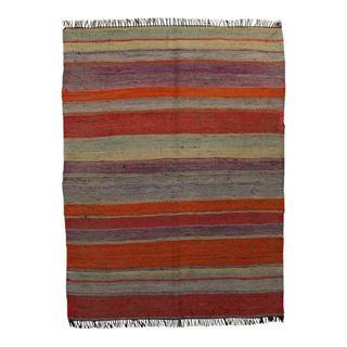 handmade-striped-flat-kilim-rug