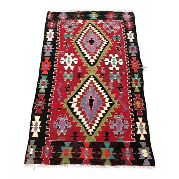 one-of-a-kind-kilim-rug-Chicago