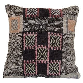 Turkish-vintage-handmade-wool-kilim-pillowcase 1