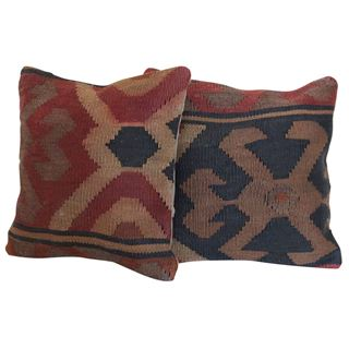 16'' Mediterranean Pillowcases - A Pair