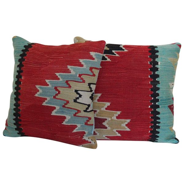 Handmade-Kilim-Pillow-Covers-a-Pair 1