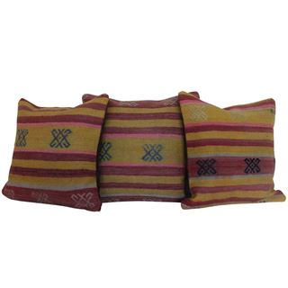-vintage-rug-pillows-set-of-3 1