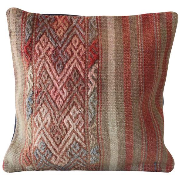 Cicim-Pink-Boho-Chic-Kilim-Pillow 1