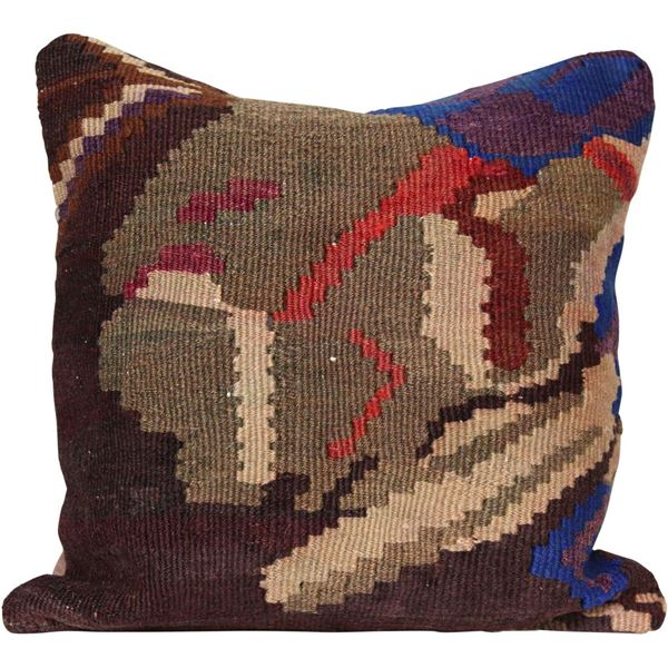 Handmade Decorative Kilim Pillow 1