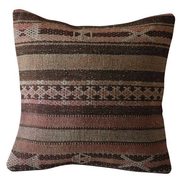 Persian-Oriental-Throw-Kilim-Pillow 1
