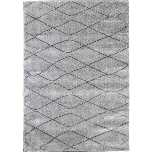 Soft Plush Gray Lattice Rug S In Chicago By Cozy Rugs